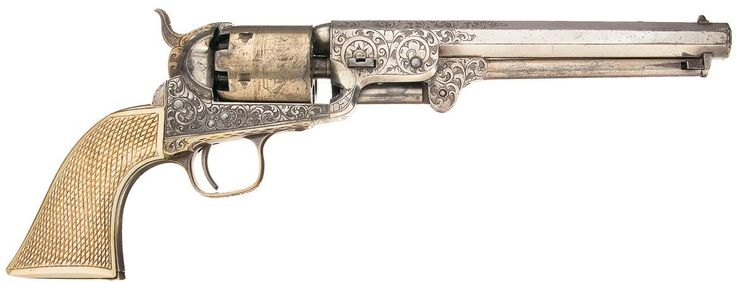 Golden Revolver of the Red Hand