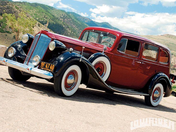 Packard Super 8 Limousine